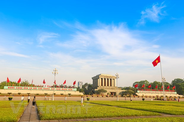 President Hồ Chí Minhs Mausoleum reopened today