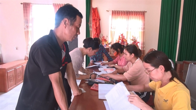 Vietnamese people forego Government support offer it to those in need