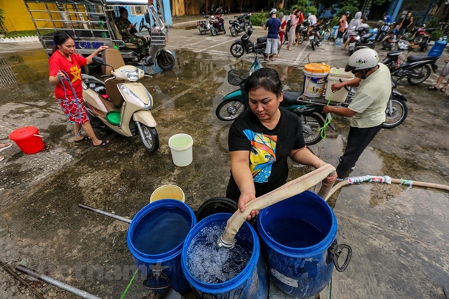 Hà Nội likely not to see disrupted water supply this summer