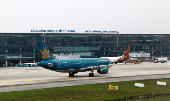 Nội Bài Intl Airport among the worlds top 100 for five years running