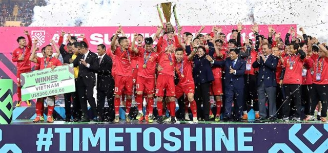 Việt Nam to send strong team to AFF Cup 2020