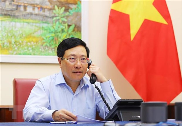 Việt Nam ready to cooperate with Canada in trade recovery