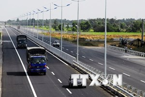 Construction on Dầu Giây-Phan Thiết Expressway to start this year