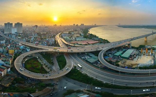 Good infrastructure gives a boost to real estate in eastern Hà Nội