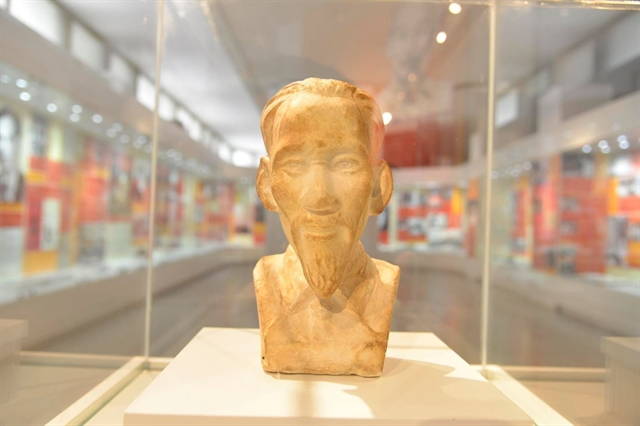 An untold story behind the bust of Uncle Hồ