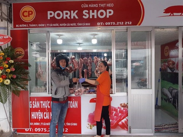 CP Việt Nam builds largest capacity pig slaughter plant in north