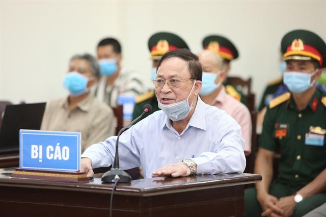 Former deputy defence minister on trial for land fraud