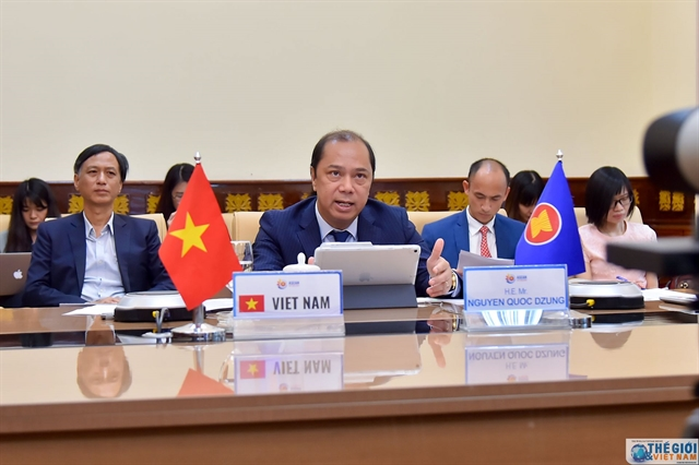 ASEAN-Australia forum held online