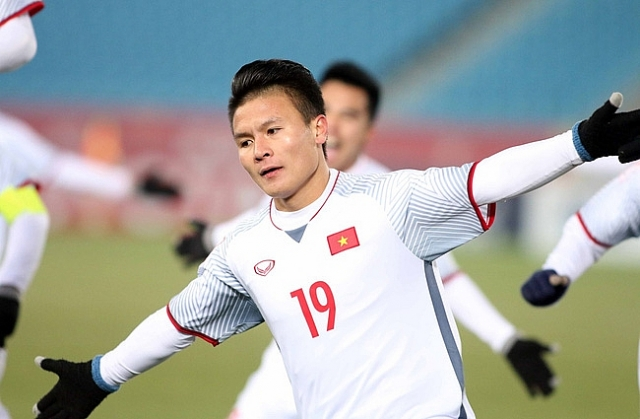 Linh Hải best players of Việt Nam at Asian U23 Championship