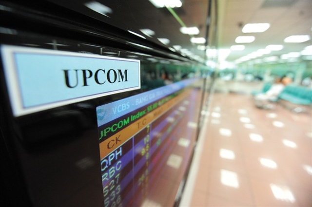 UPCoM firms suspended for failing to release audited reports