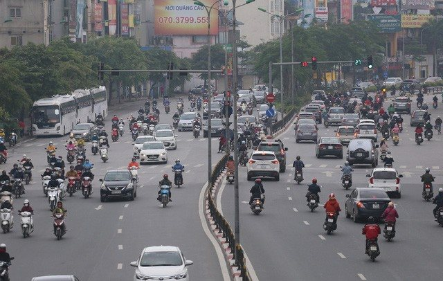 Air quality in most urban areas good in first half of May