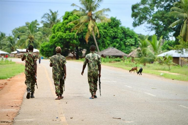 Region must help to fight Mozambique jihadists