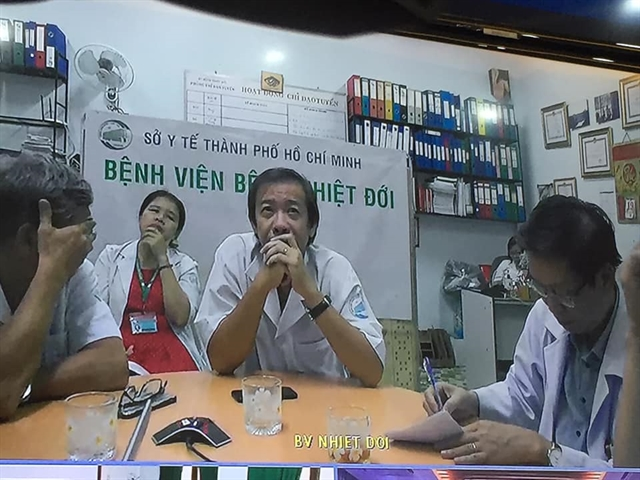 Doctors to transfer British pilot to Chợ Rẫy Hospital before lung transplant