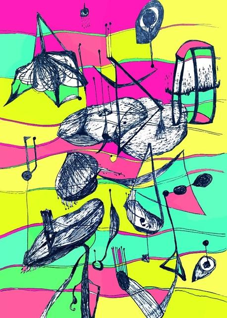 Workshop to help distinguish art visual design