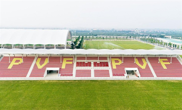Fans allowed to watch Phố Hiến vs Thanh Hóa match