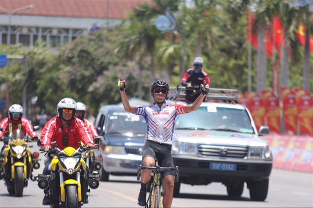 An wins HCM City Cups second stage