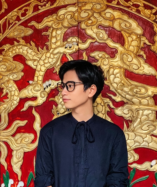 Vietnamese film poster designer reveals work