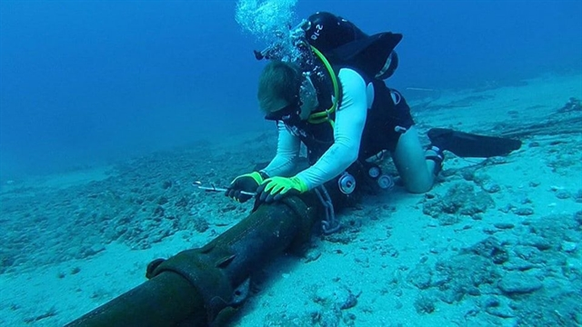 Repairs to broken undersea cable to be completed by June 2