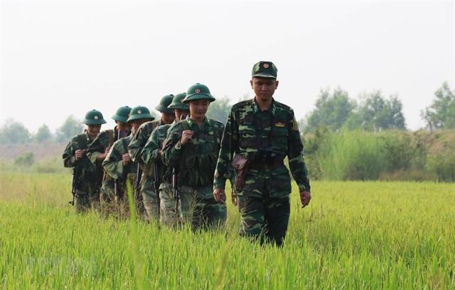 NA debates draft law on Việt Nam Border Guard Law