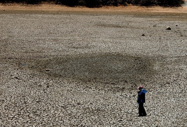 PM calls for urgent action on drought saltwater intrusion