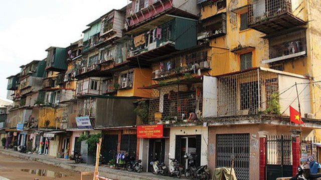 Investors need to consider carefully before buying old apartments: experts