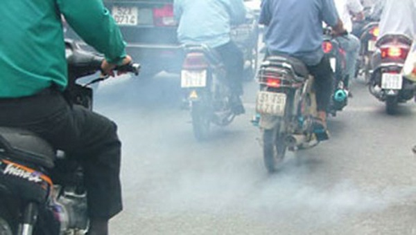 Motorbike emissions levels added to revised Law on Road Traffic