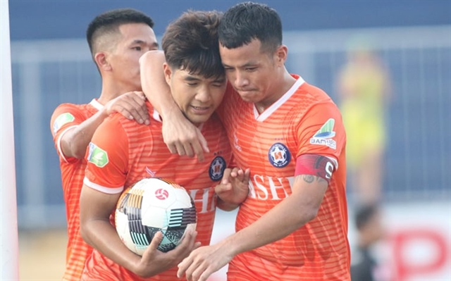 Đà Nẵng beat Huế in National Cup