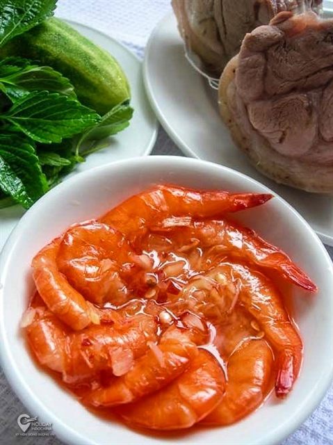 Ba Bể fermented sour shrimp - a must try in Bắc Kạn