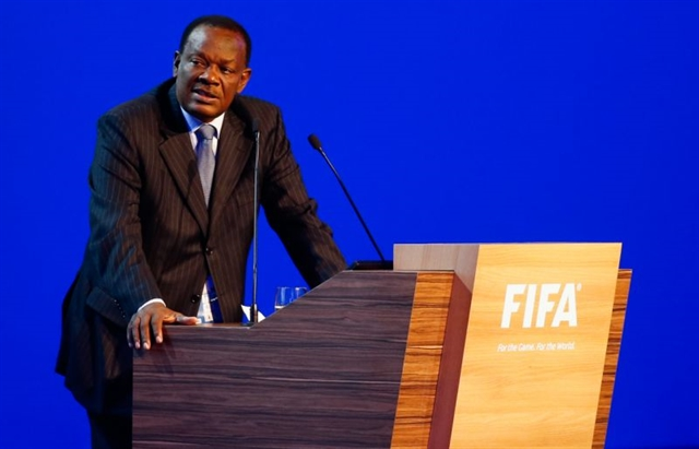FIFA suspends Haiti football chief accused of rape