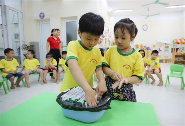 School Milk Project implemented effectively says Hà Nội official
