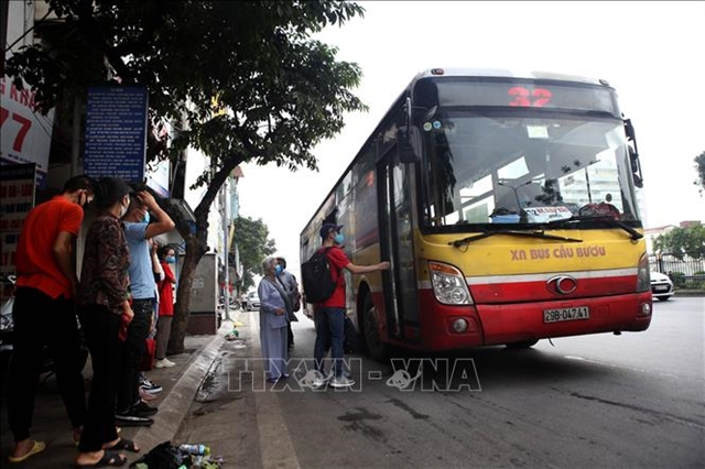 Hà Nội to build 270 bus shelters upgrade 330