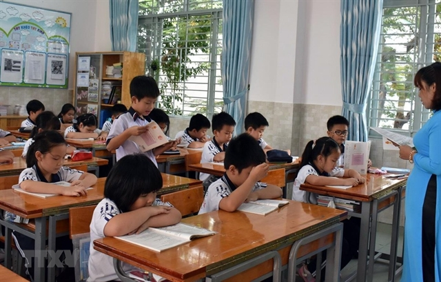 HCM City needs hundreds of classrooms for first graders