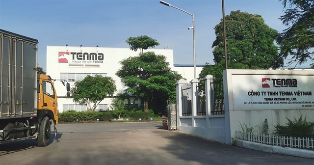 Tax and customs officials suspended for alleged bribery at Tenma Vietnam