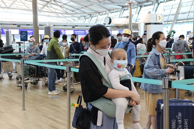 Vietnamese citizens in RoK repatriated