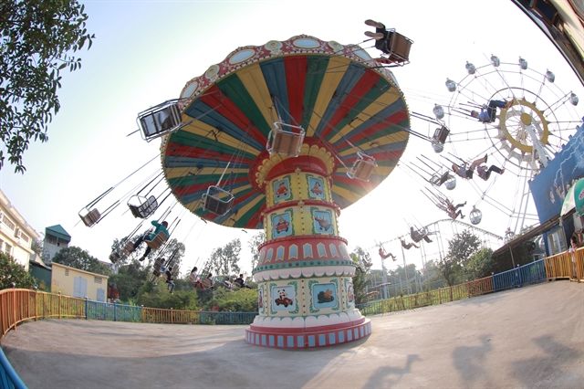 Theme park to host summer party dedicated to children
