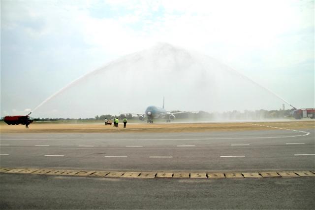 Vietnam Airlines launches Thanh Hóa – Buôn Ma Thuật route