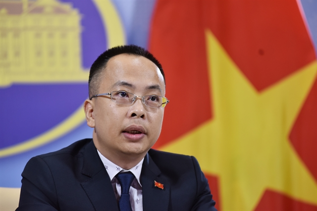 Việt Nam condemns Chinas acts in East Sea