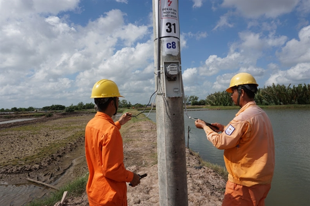 Trà Vinh to improve electricity distribution system