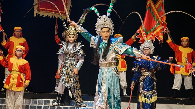 City cải lương theatres returns after COVID-19