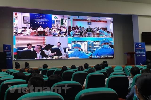 National Hospital of Paediatrics beginsTelehealth system