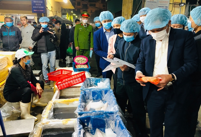 Hà Nội promotes food safety and hygiene inspections