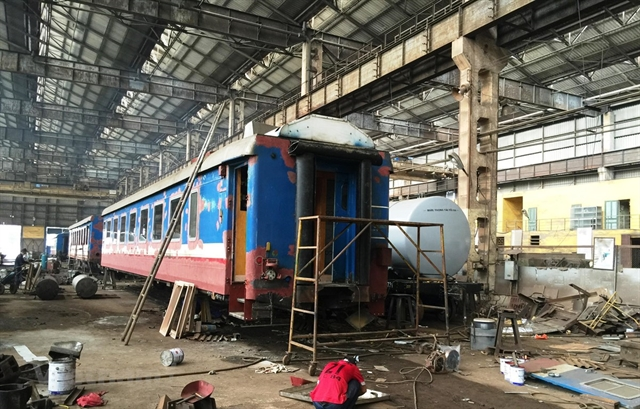 VNR proposes extending expiry date for locomotives carriages