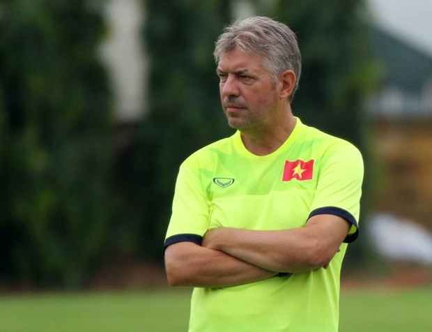 Technical director Gede to leave Việt Nam next month