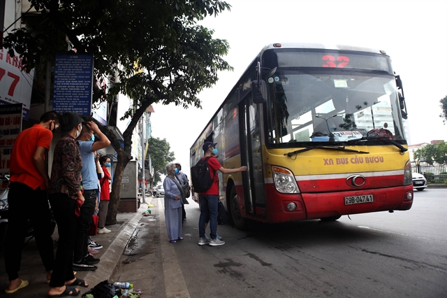 Hà Nội and HCM City resume bus services