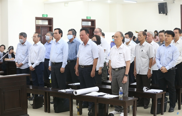 Appeal trial begins on land use case involving former Đà Nẵngleaders