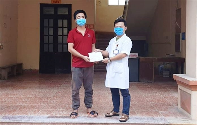 One more COVID-19 case recovers in Ninh Bình Province total at 221