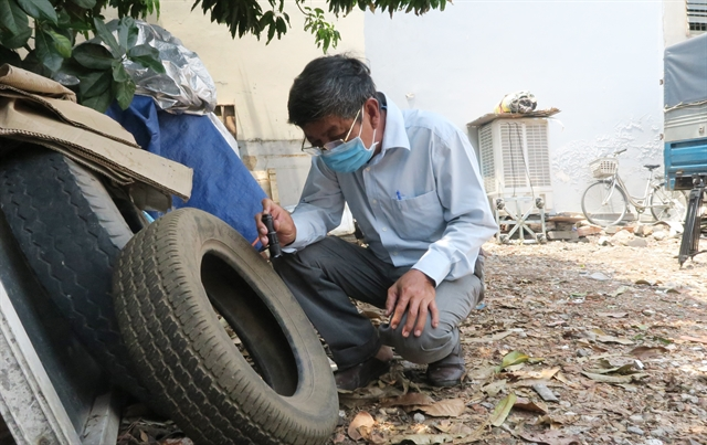 CDC urges preventive measures against dengue fever