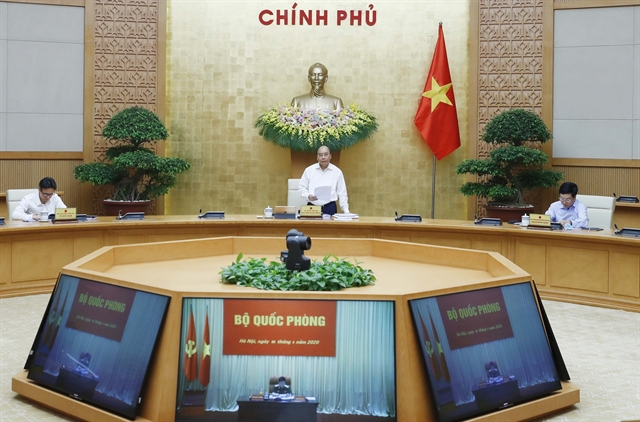 Việt Nam must reach GDP growth of 5 per centthis year: PM
