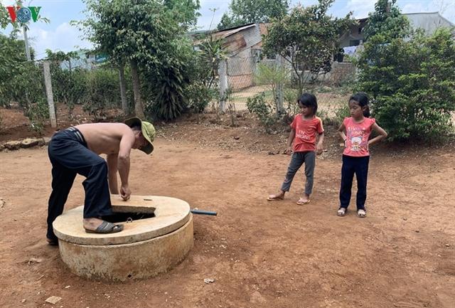 Gia Lai faces water shortage