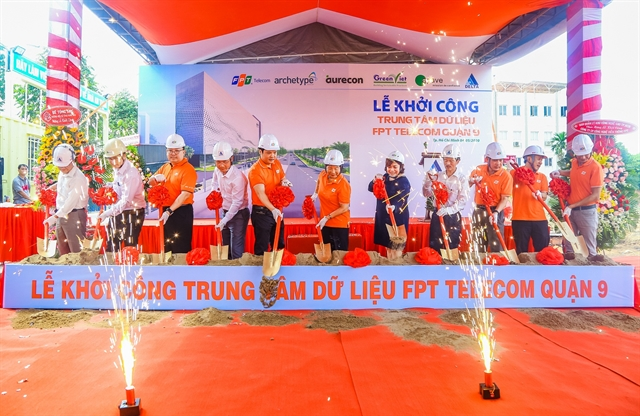 Construction on biggest data centre in Việt Nam starts